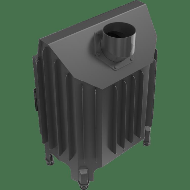 11 kW teljesítményű A-Energiaosztályos-KRATKI BLANKA 670/570 LBS BAL OLDALAS EGYBENYÍLÓ KANDALLÓBETÉT