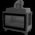 14 kW teljesítményű A-Energiaosztályos-KRATKI FRANEK 14 KANDALLÓBETÉT