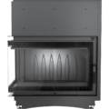 18 kW teljesítményű A-Energiaosztályos-KRATKI OLIWIA 18 DECO BAL OLDALÜVEGES KANDALLÓBETÉT