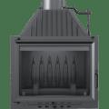 12 kW teljesítményű A-Energiaosztályos-KRATKI ZUZIA 12 ECO KANDALLÓBETÉT