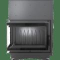 16 kW teljesítményű A-Energiaosztályos-KRATKI ZUZIA 16 DECO BAL OLDALÜVEGES KANDALLÓBETÉT