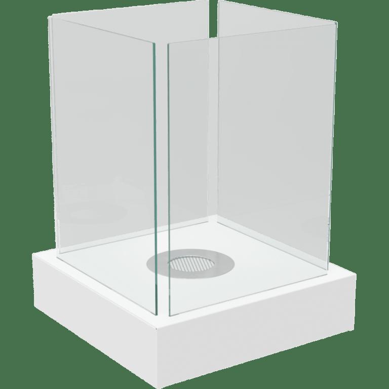 üveggel