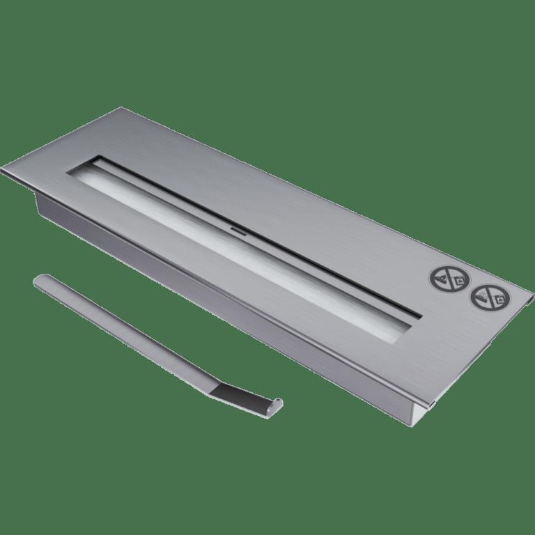 BIOETANOL TARTÁLY NAGY-Beépíthető biokandalló-39290 Ft